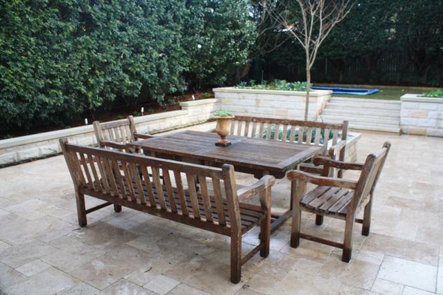 Country style garden 012a