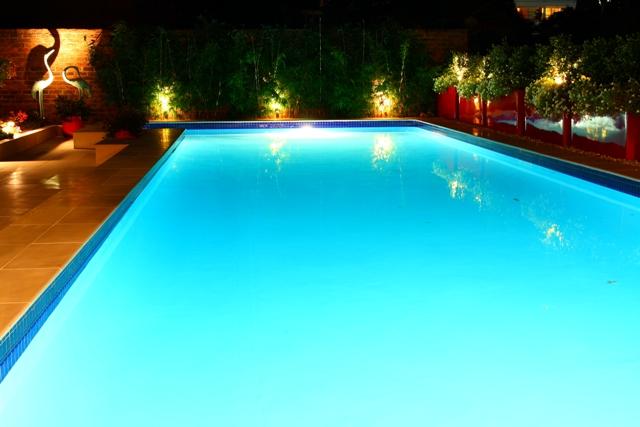 Pool Garden Makeover a